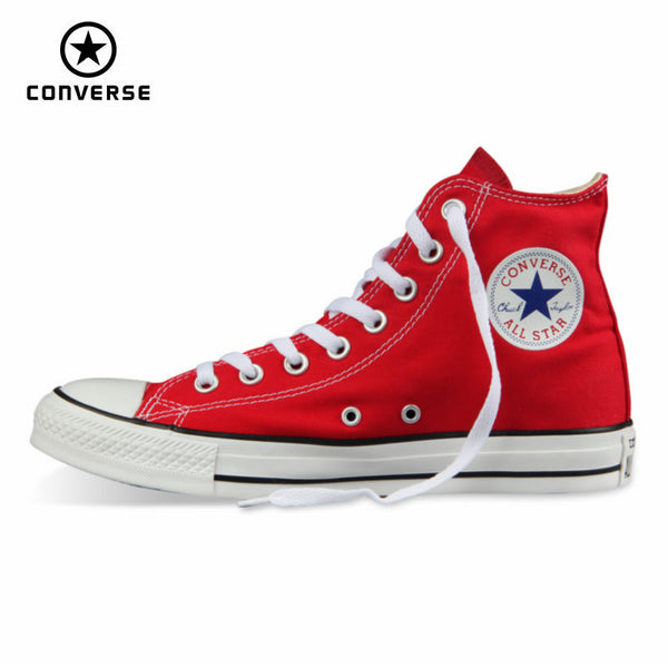 02544d8bd09 Original Classics Converse All Star Shoes (Red) – The Whole 9ine