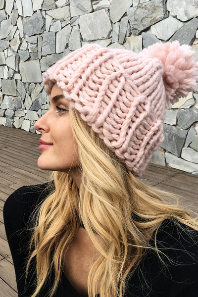 Knit Wool Hat