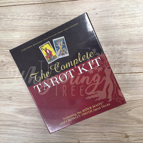 The Complete Tarot Kit - Cards