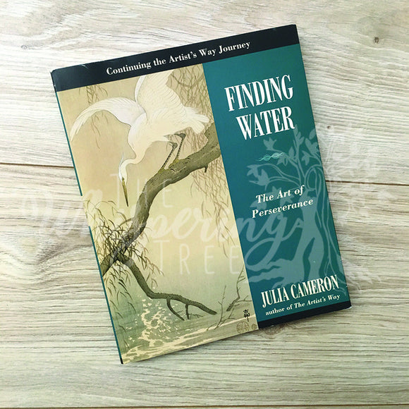 Finding Water Book