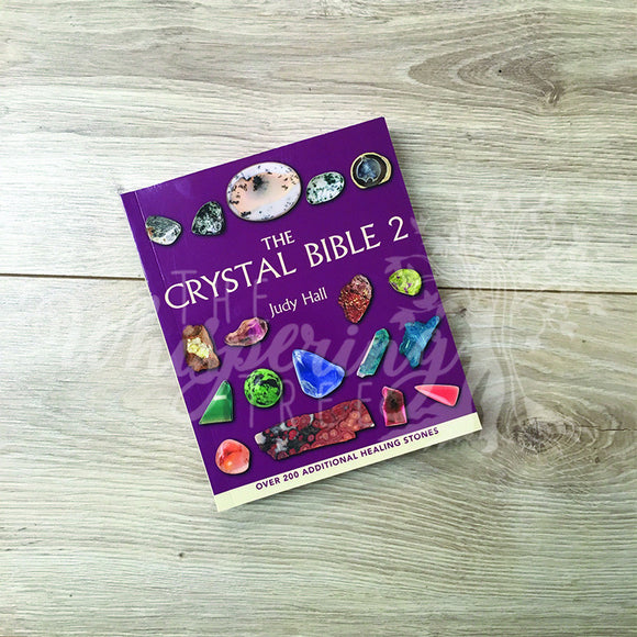 The Crystal Bible 2 Book