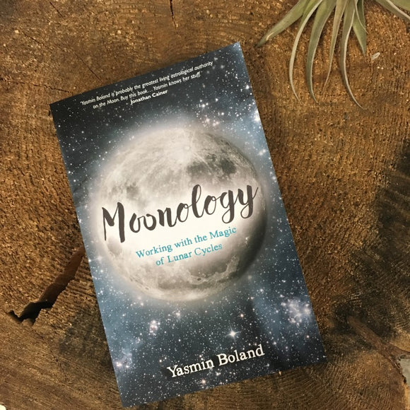 Moonology Book - Working with the magic of Lunar Cycles