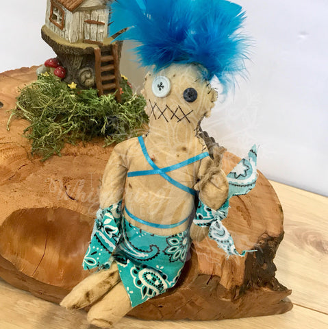 Voodoo Doll (Intention Doll) – The Whispering Tree Inc