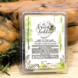 Lady of the Lake Bath Melts