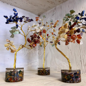 Orgonite Trees