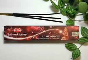 Spiritual Scents Buddha Bliss Incense