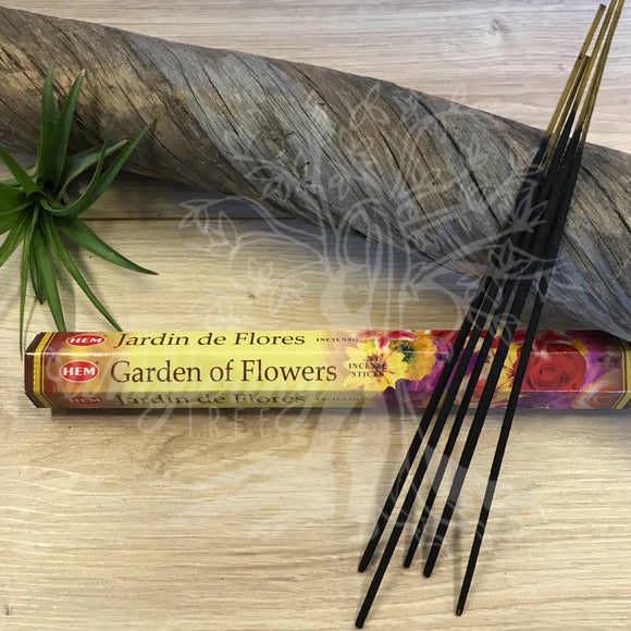 Garden of Flowers Incense