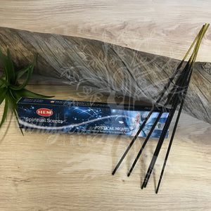 Spiritual Scents Mystical Nights Incense