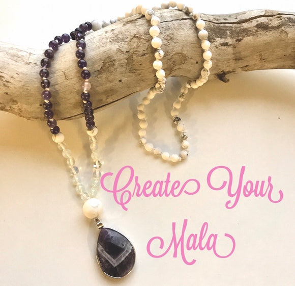 Create your Mala with Melissa