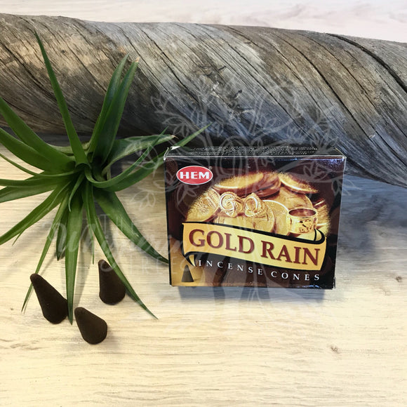 Gold Rain Incense