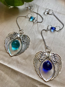 Angel Wing Sun Catcher
