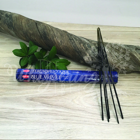 Blue Velvet Incense