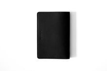 Passport Case | Black,Passport Cases - Botton Studio
