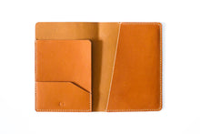 Passport Case | Tan,Passport Cases - Botton Studio