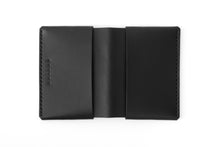 Rainier Wallet | Black,Wallets - Botton Studio