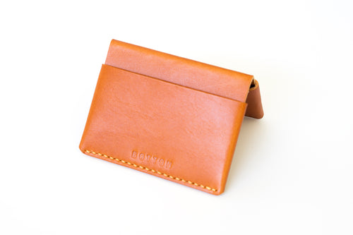 Rainier Wallet | Tan,Wallets - Botton Studio