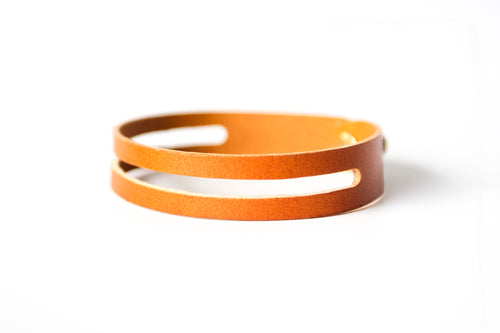 Everyday Bracelet | Tan,Bracelets - Botton Studio