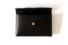 Bonnie Pouch | Black,Wallets - Botton Studio