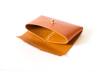 Bonnie Pouch | Tan,Wallets - Botton Studio