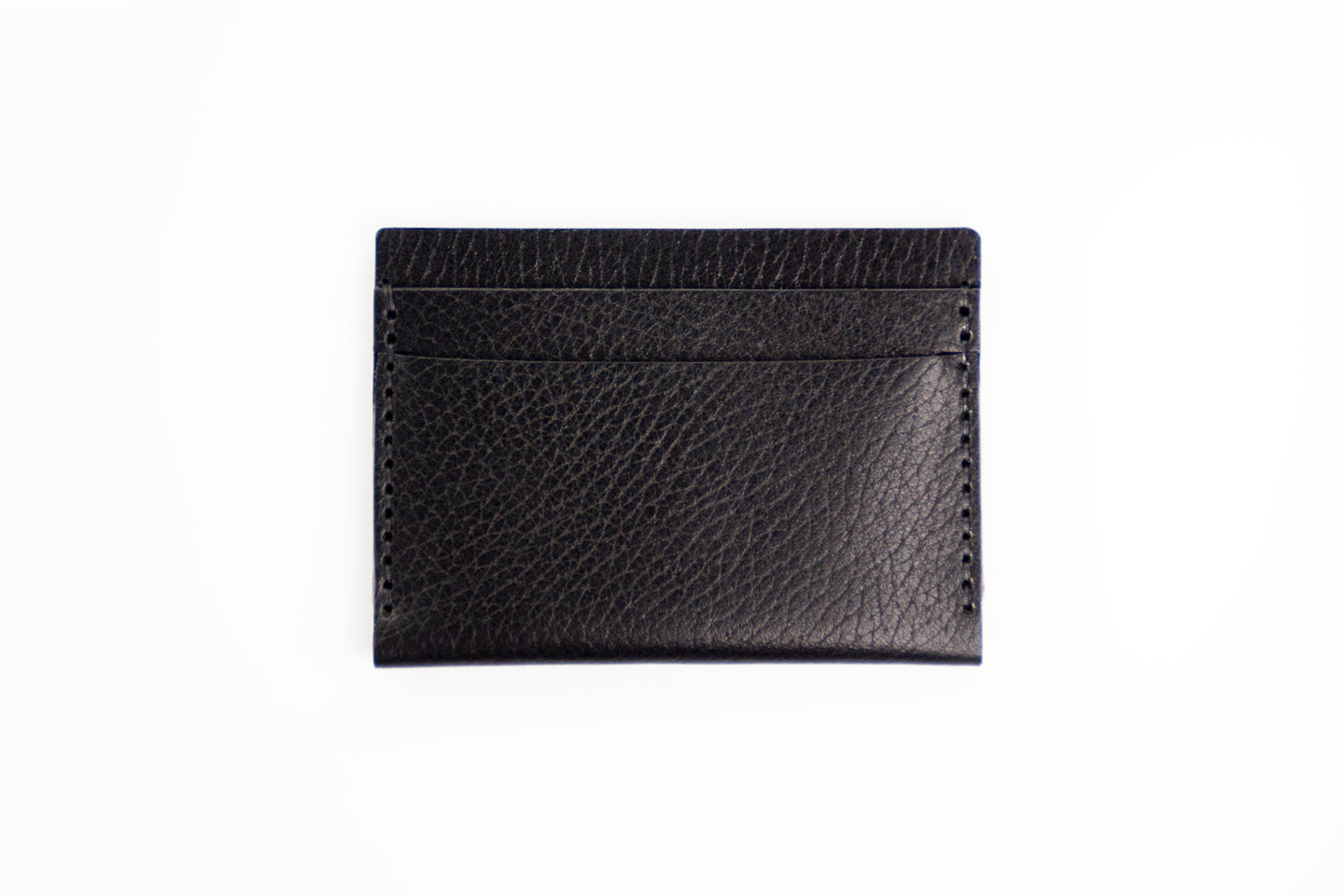 Orca Wallet | Milled Black,Wallets - Botton Studio