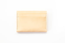 Orca Wallet | Natural Veg Tan,Wallets - Botton Studio
