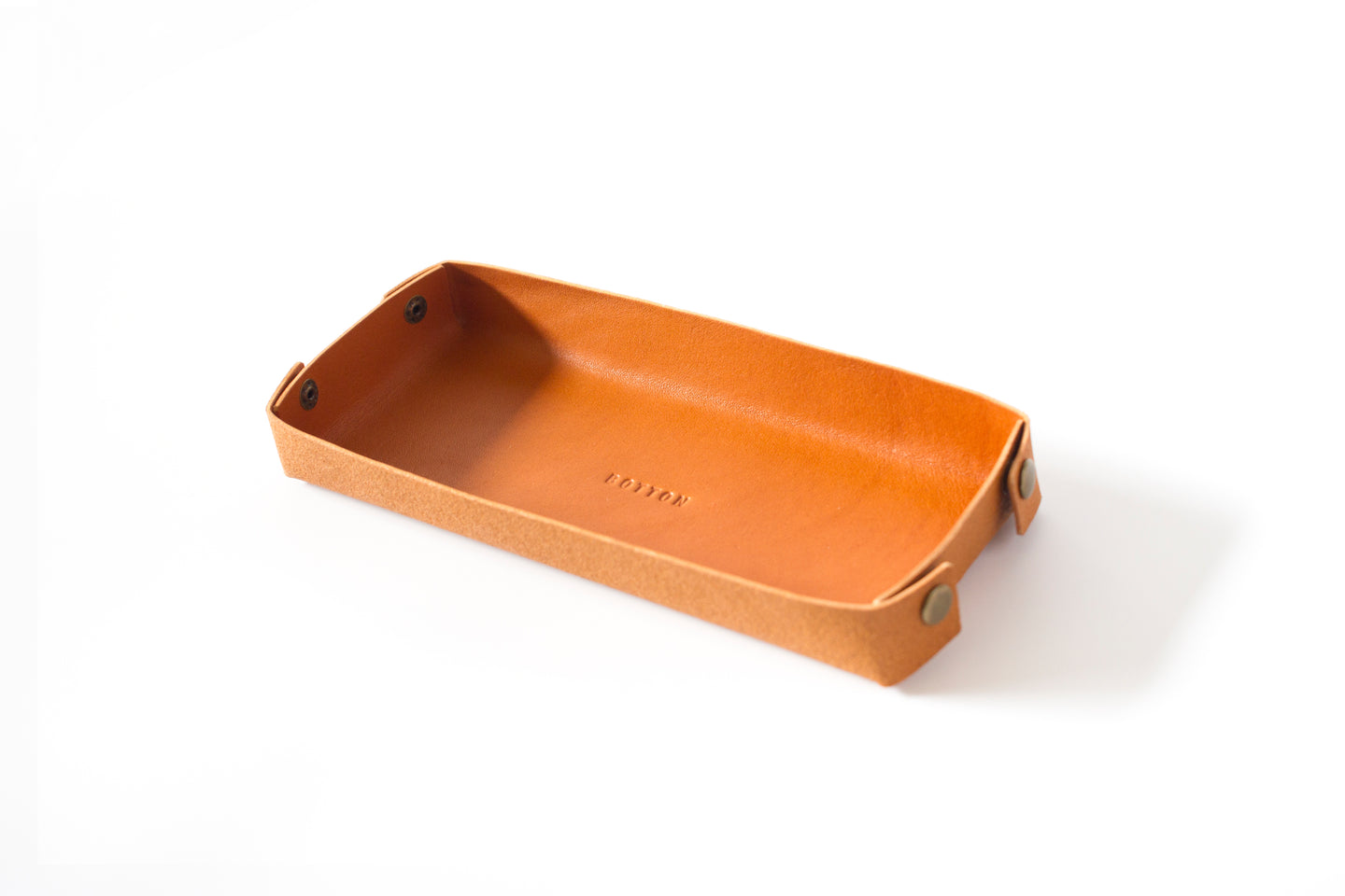 Desk Tray | Tan,Tray - Botton Studio