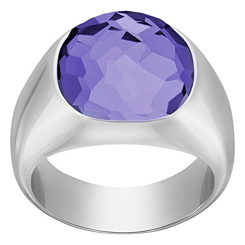 SWAROVSKI Dot Purple Ring