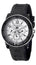 Juicy Couture Pedigree Ceramic & Steel White Dial Black Rubber Strap Women's Watch Day Date 1900756