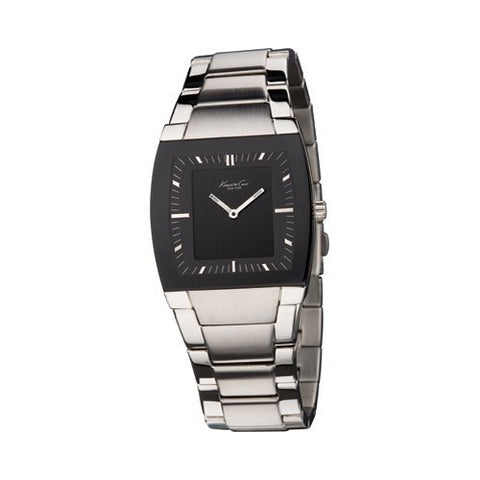 Kenneth Cole New York Men's Quartz Stainless Steel Case Stainless Steel Bracelet Silver,(Model:KC3740)