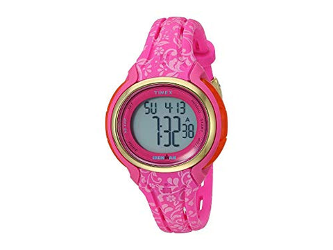 Timex Ironman Sleek 50 Mid-Size Pink One Size