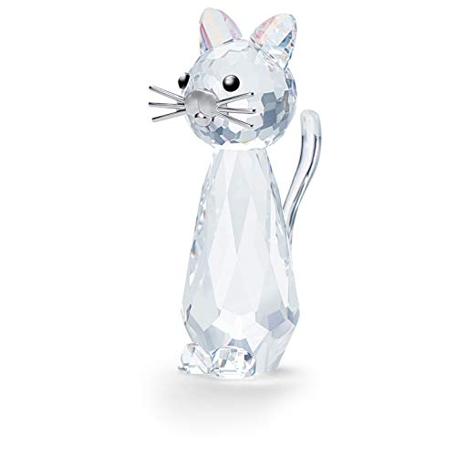 Swarovski Replica Cat White One Size