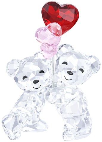 Swarovski Kris Bear Heart Balloons Crystal for Decoration 5185778