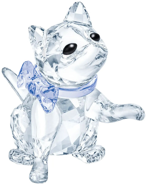 Swarovski The Peaceful Countryside Kitten Figurine Crystal 5465837