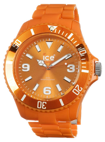 Ice-Watch Classic Solid Polyamide Mens Orange Fashion Watch CS.OE.B.P.10
