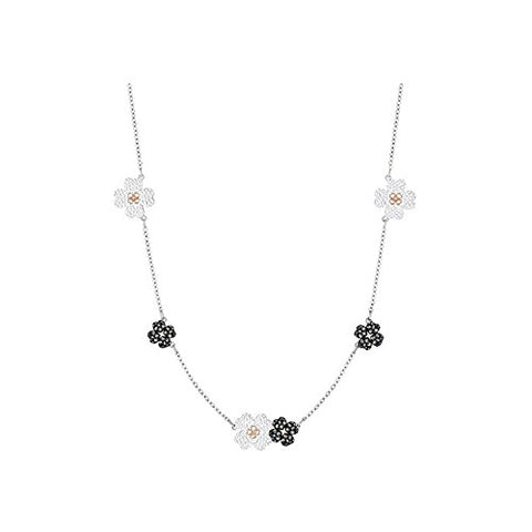 SWAROVSKI Crystal Latisha Mixed Plating Necklace