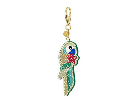 Swarovski Tropical Parrot Bag Charm Multicolor One Size