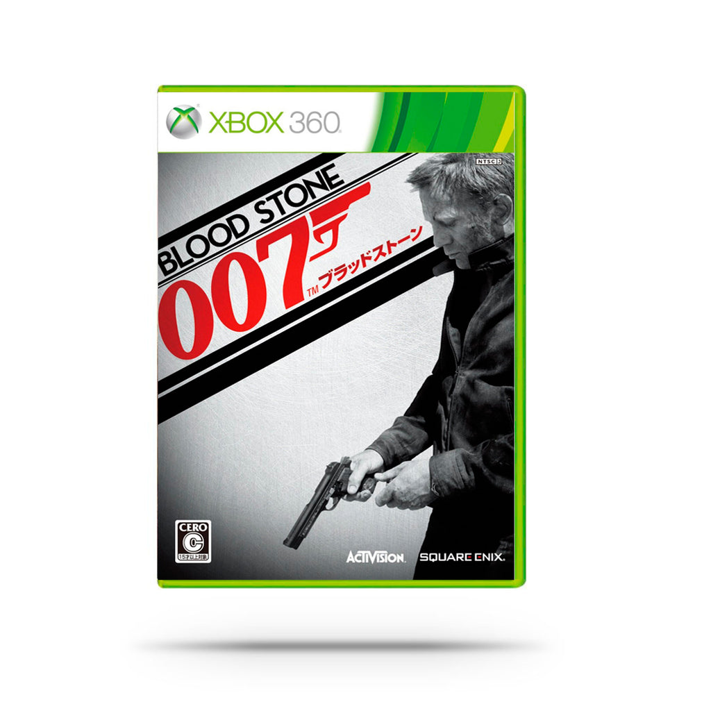 Videojuego - James Bond 007: Blood Stone