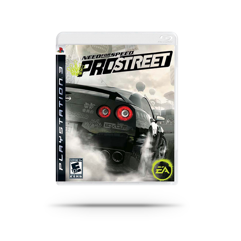 Videojuego - Need for Speed: Prostreet