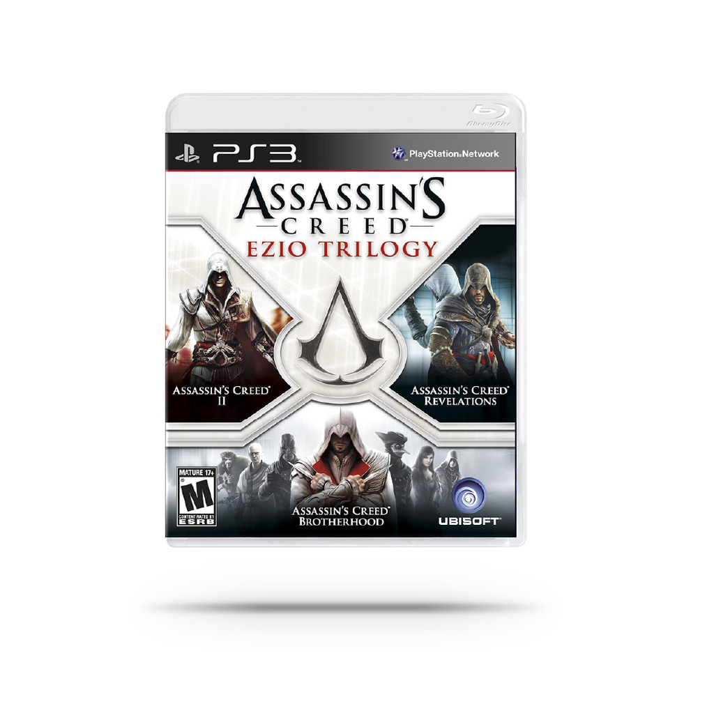 Videojuego - Assassins Creed Ezio Trilogy
