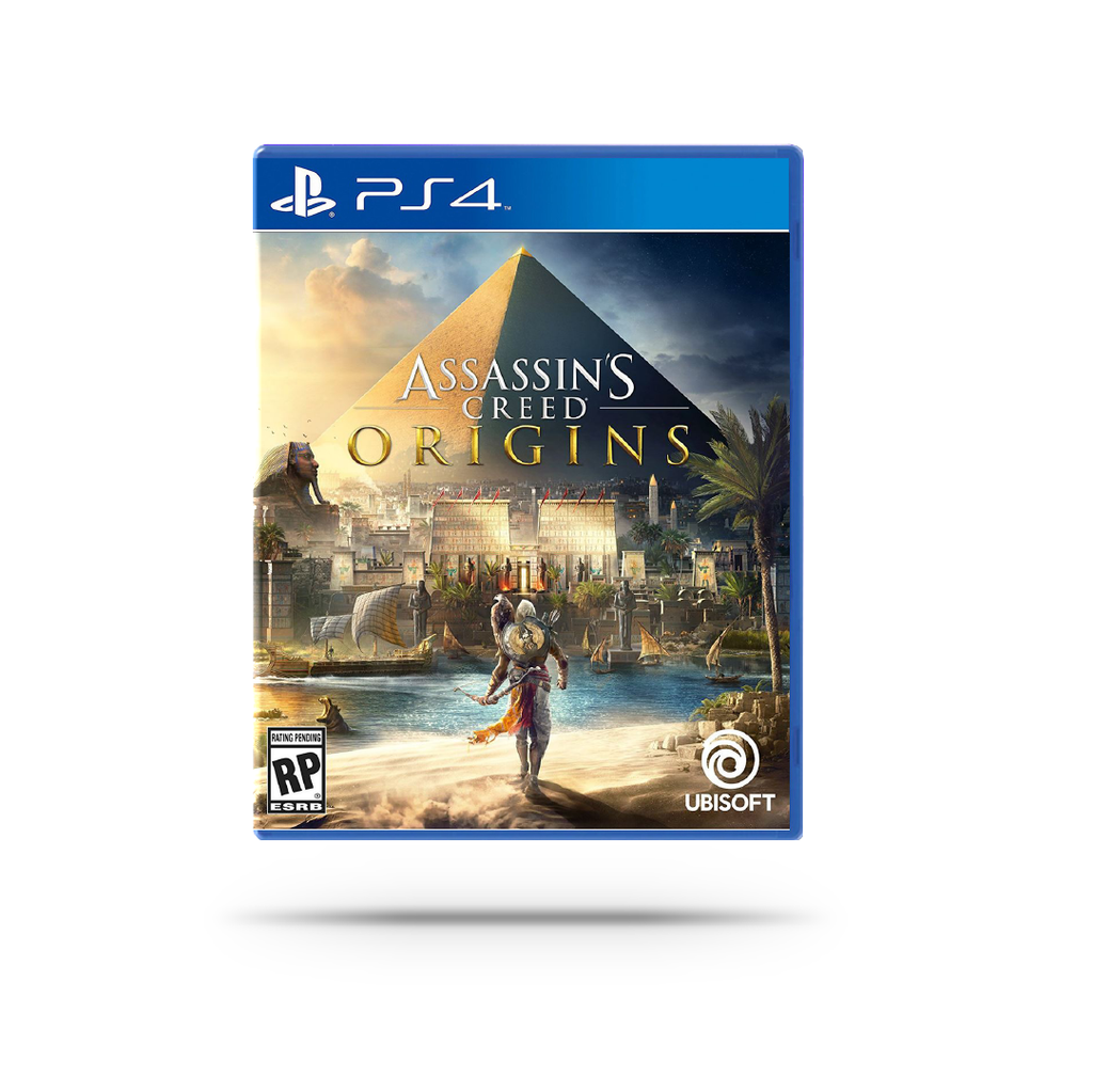 Videojuego - Assassin's Creed: Origins