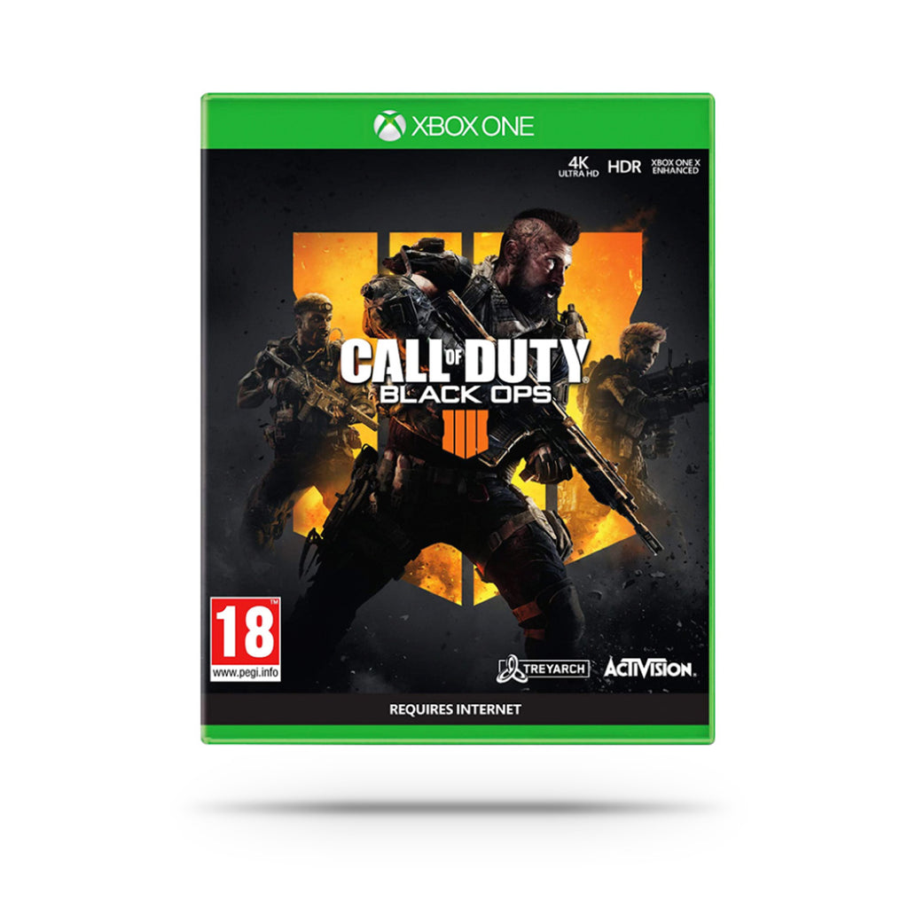 Videojuego - Call of Duty: Black Ops 4