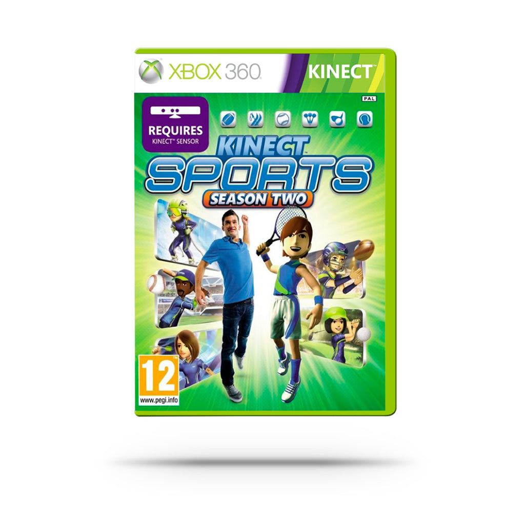 Videojuego - Kinect sports Season Two