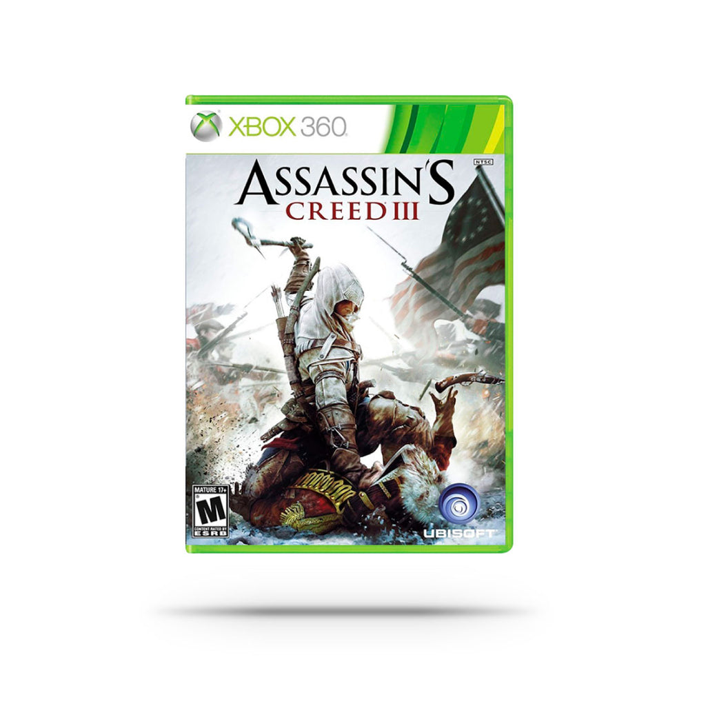 Videojuego - ASSASSINS CREED III
