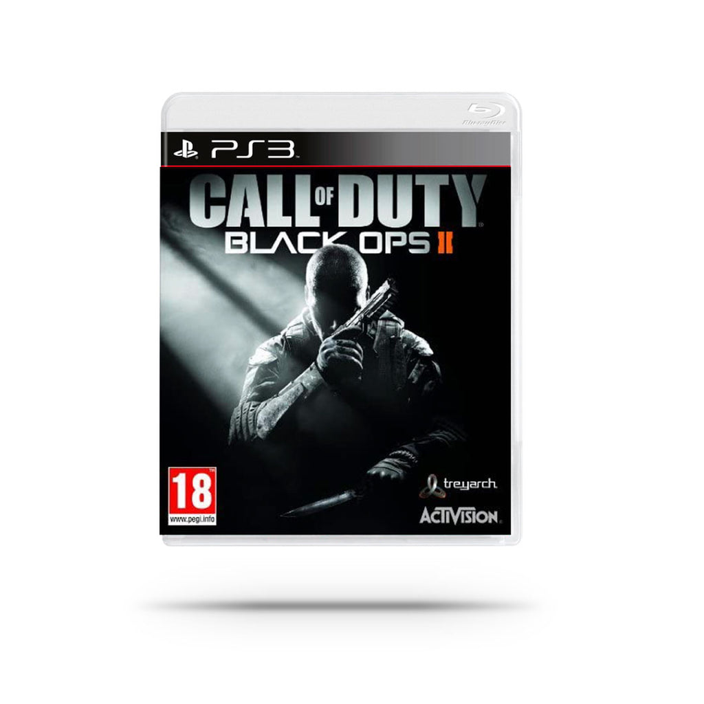 Videojuego - CALL OF DUTY BLACK OPS II