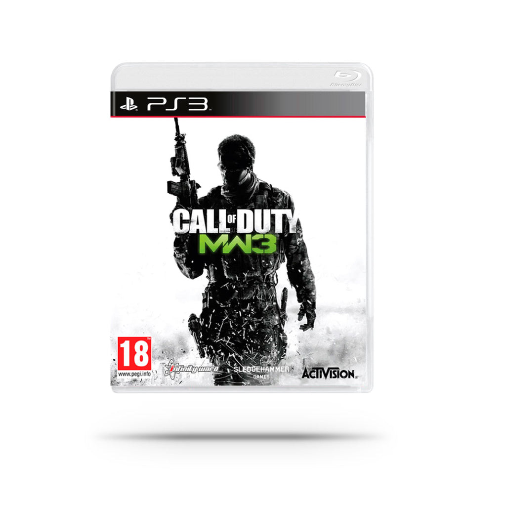 Videojuego - Call of Duty: Modern Warfare 3