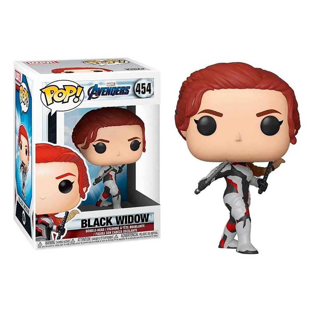 Black widow 454 - Funko Pop!