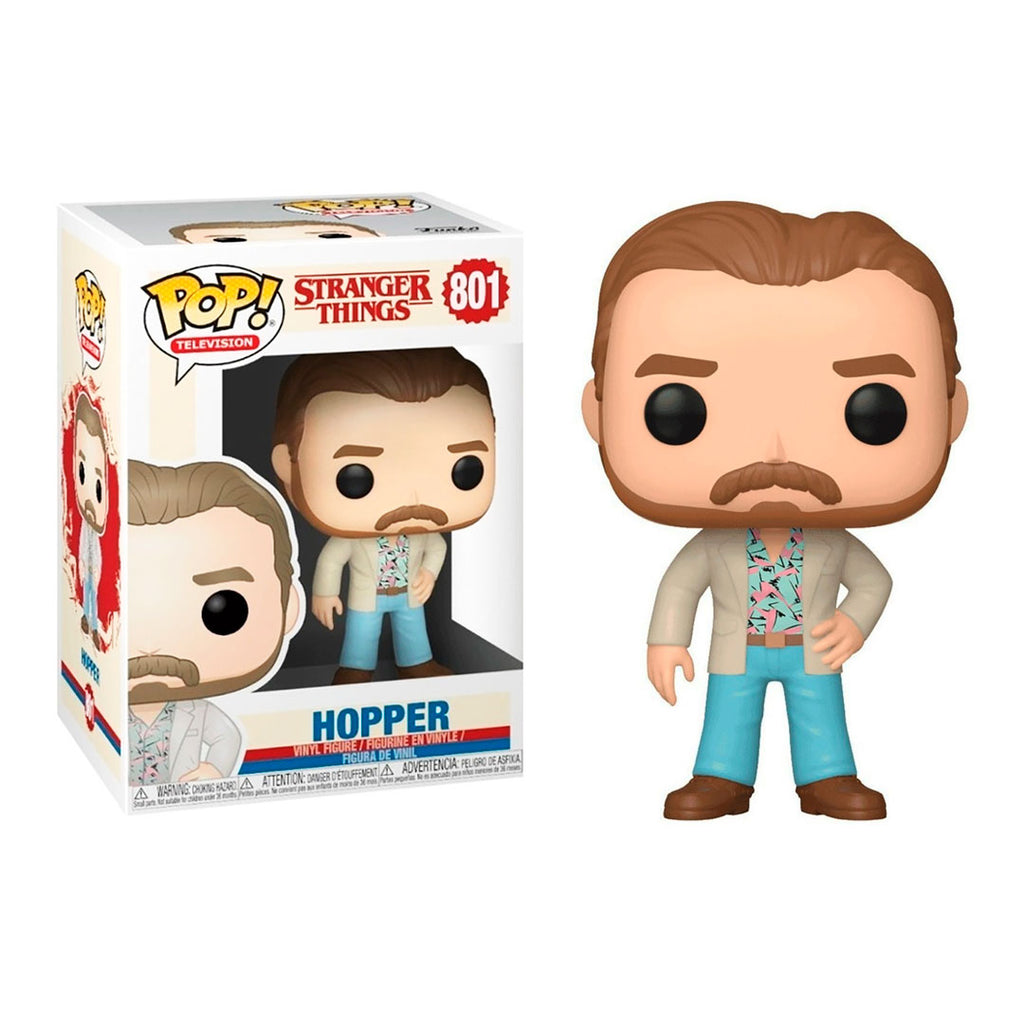 Hopper 801 - Funko Pop!