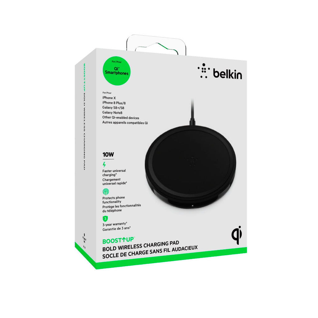 Cargador inalámbrico 5W de Belkin Boost Up