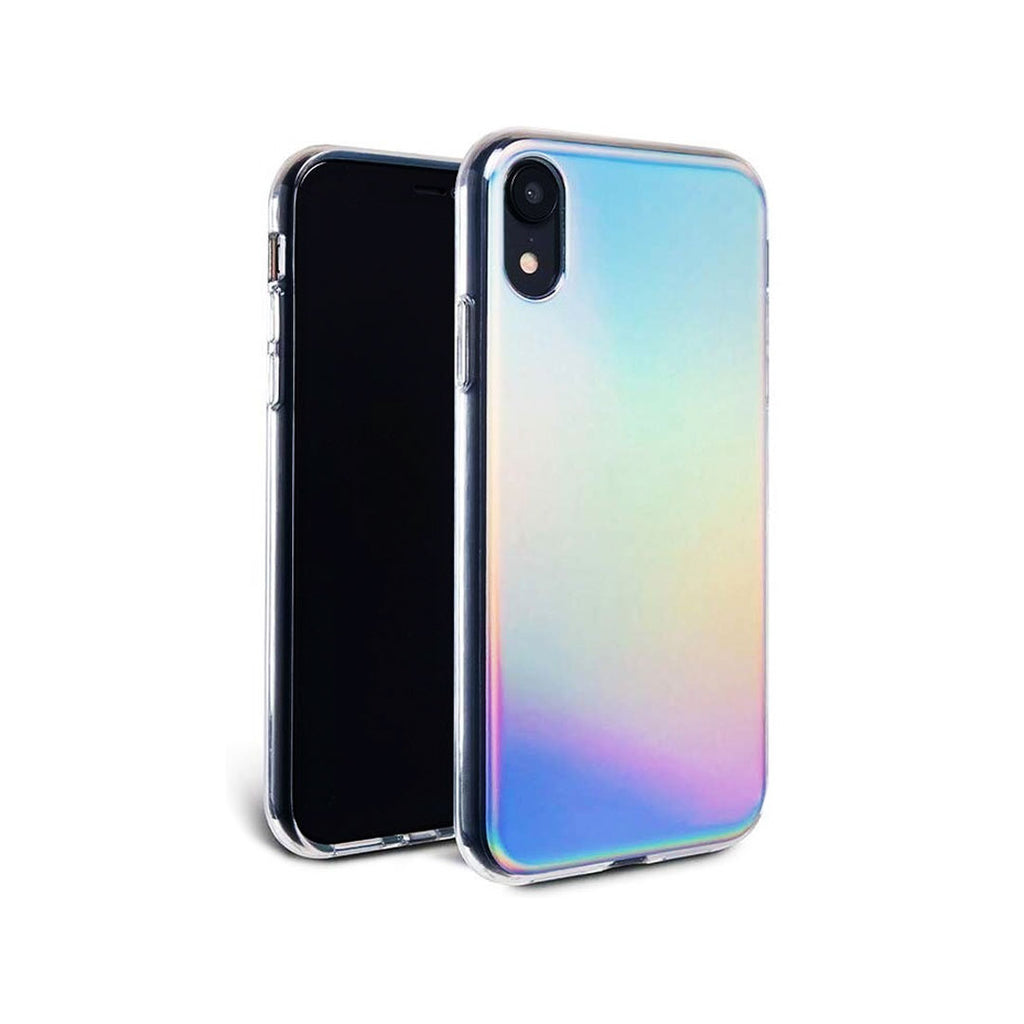 Case iPhone X/XS Melany Color Tornasol