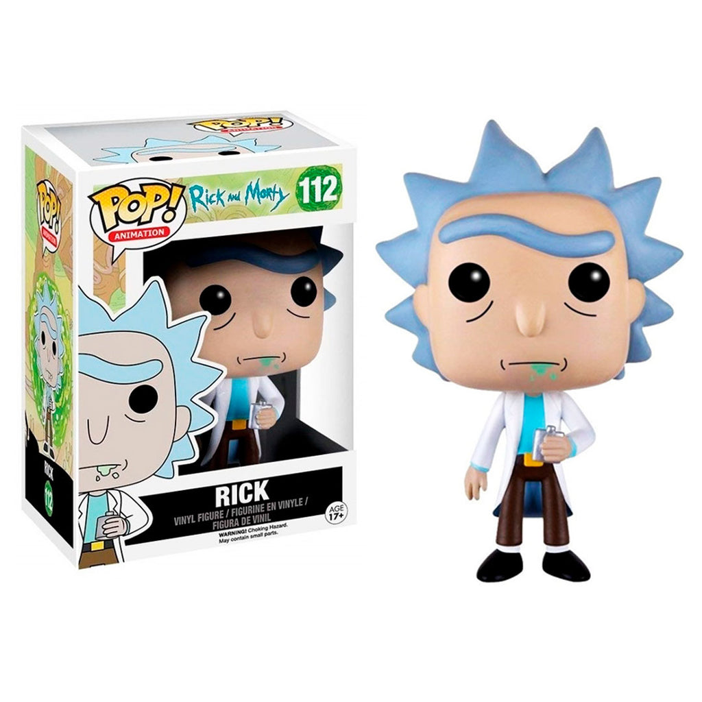 Rick And Morty 112 - Funko Pop!
